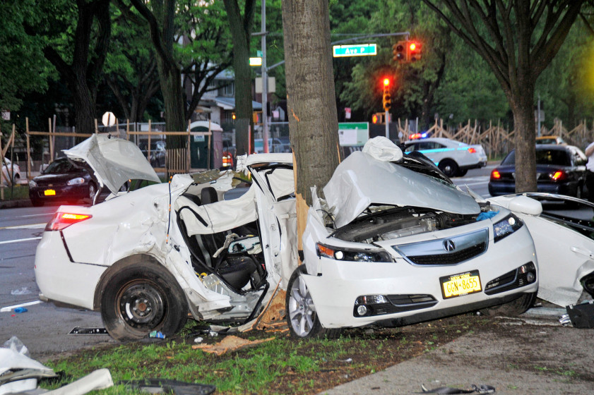 What To Do If You Have Been In A Nyc Motor Vehicle Accident